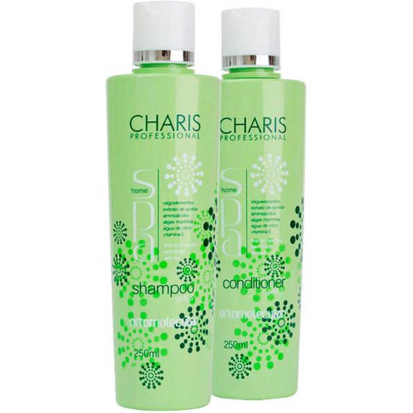 Charis Ortomolecular Spa Duo Kit (2 Produtos)