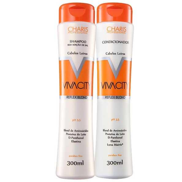 Charis Vivacity Duo Kit (2 Produtos)