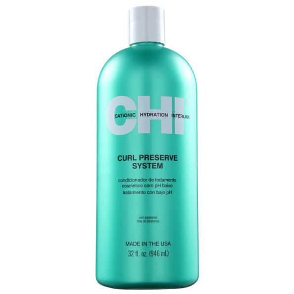 CHI Curl Preserve System Treatment -Tratamento Condicionante 950ml