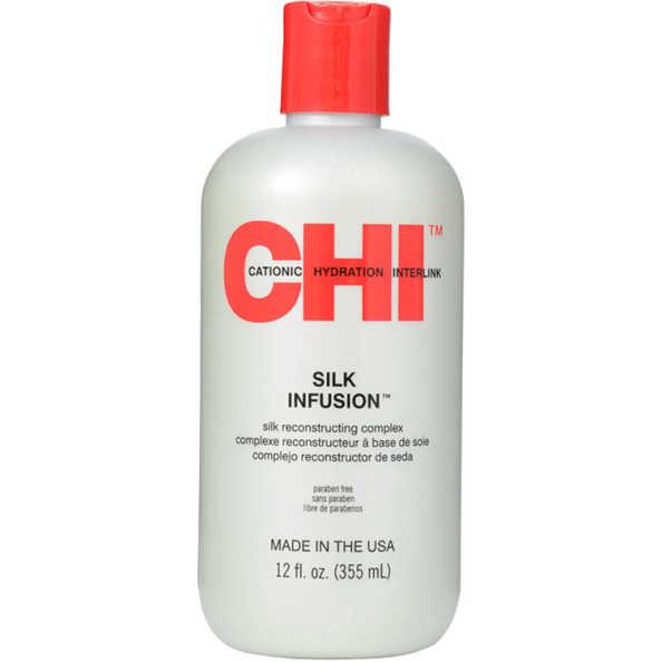 CHI Infra Silk Infusion - Óleo Reconstrutor 355ml