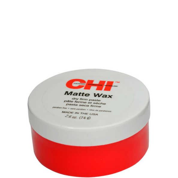 CHI Matte Wax Dry Firm Paste - Cera Finalizadora 74g