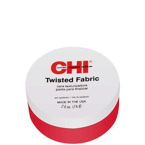 CHI Twisted Fabric - Cera Finalizadora 74g