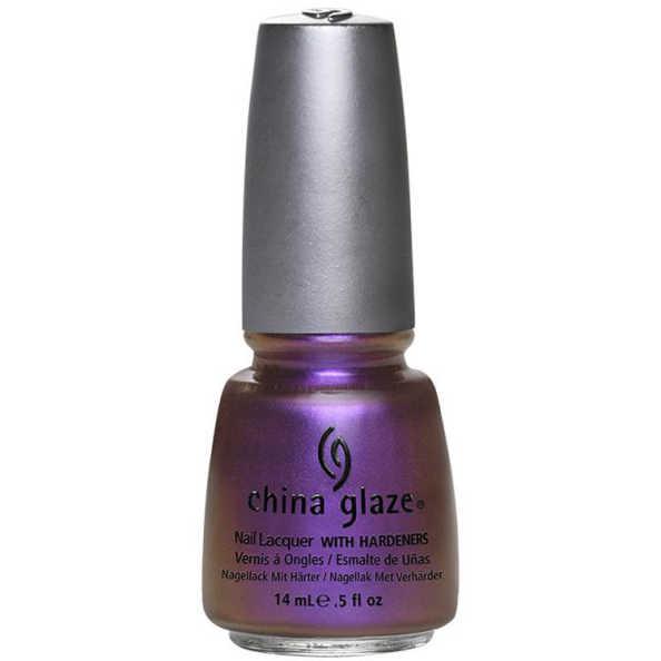 China Glaze Bohemian No Plain Jane - Esmalte Metálico 14ml