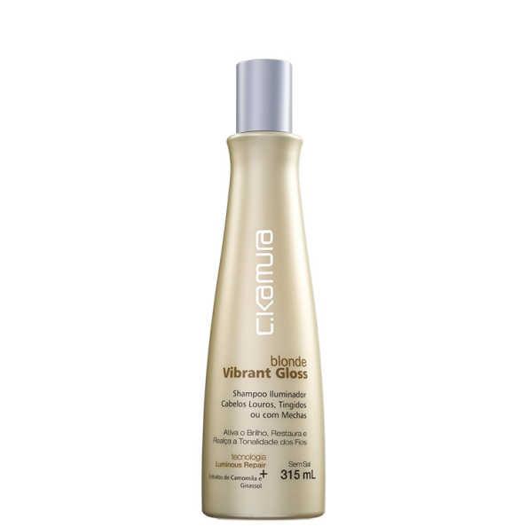 C.Kamura Blonde Vibrant Gloss - Shampoo 315ml