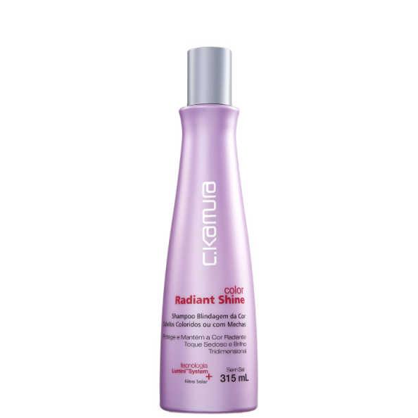 C.Kamura Color Radiant Shine - Shampoo 315ml