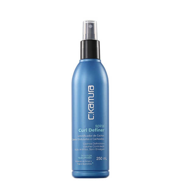 C.Kamura Spiral Curl Definer - Spray Leave-in 250ml