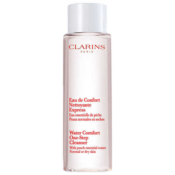 Clarins Water Comfort One-Step Cleanser - Loção de Limpeza 200ml