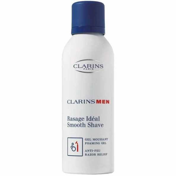Clarinsmen Smooth Shave - Espuma de Barbear 150ml