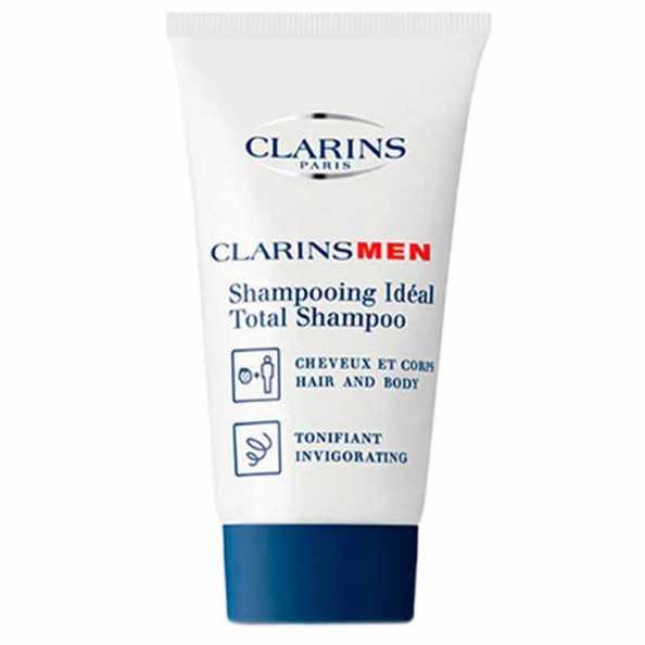Clarinsmen Total - Shampoo para Cabelo e Corpo 200ml