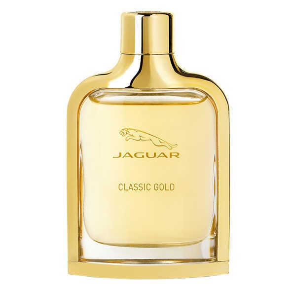 Jaguar Classic Gold Perfume Masculino - Eau de Toilette 40ml