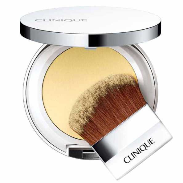 Clinique Redness Solutions Instant Relief Mineral Powder - Pó Compacto Natural 11,6g