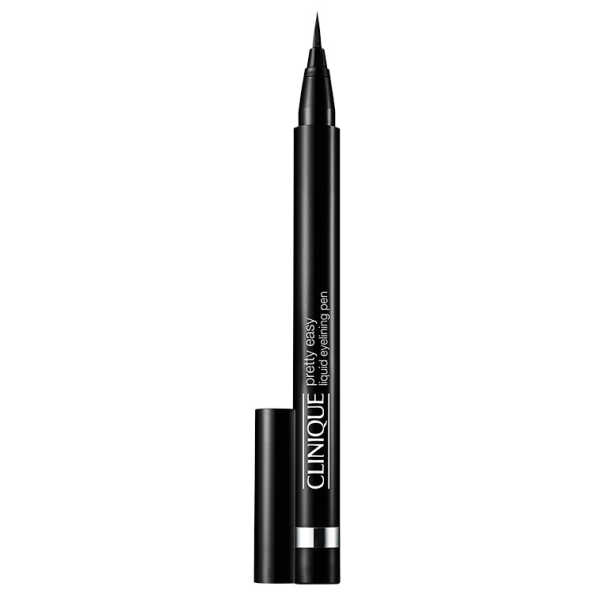 Clinique Pretty Easy Liquid Eyelining Pen Black - Caneta Delineadora 2g