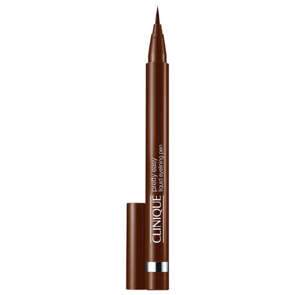 Clinique Pretty Easy Liquid Eyelining Pen Brown - Caneta Delineadora 2g