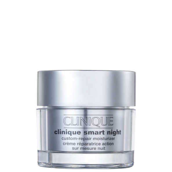 Clinique Smart Night Custom-repair Moisturizer Dry Combination - Anti-idade Noturno 50ml