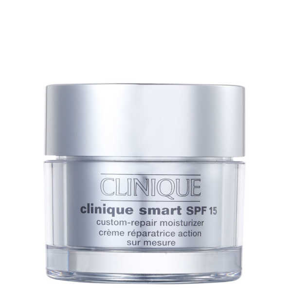 Clinique Smart SPF 15 Custom-Repair Moisturizer Combination Oily to Oily - Hidratante Facial 50ml