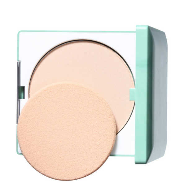 Clinique Stay Matte Sheer Pressed Powder Stay Neutral - Pó Compacto 7,6g