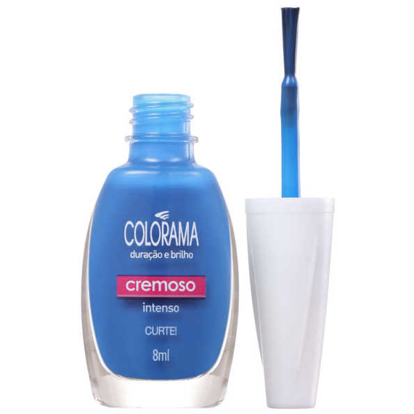 Colorama Famosa Curte! - Esmalte Cremoso 8ml