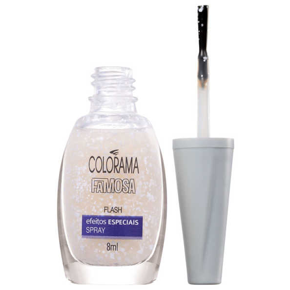 Colorama Famosa Flash Efeito Spray - Esmalte 8ml