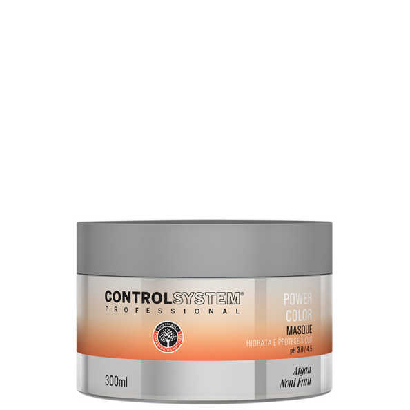 Control System Professional Power Color Masque - Máscara de Tratamento 300ml