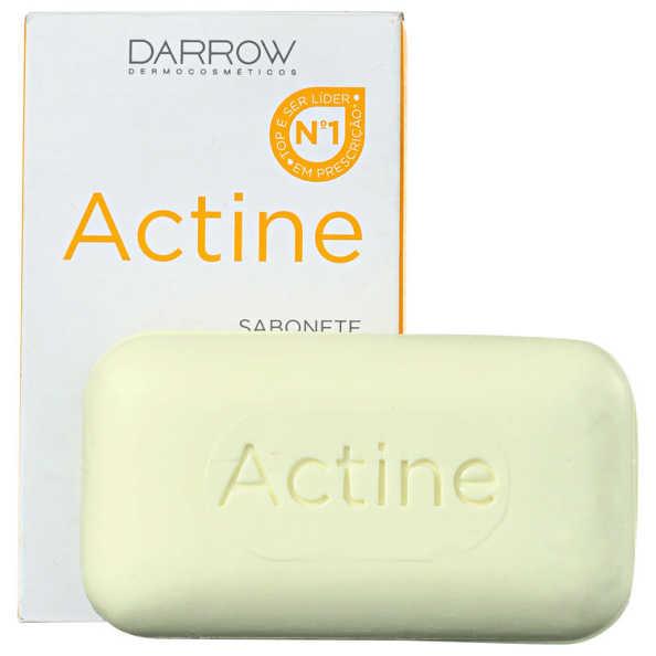 Darrow Actine Sabonete - Sabonete em Barra 80g