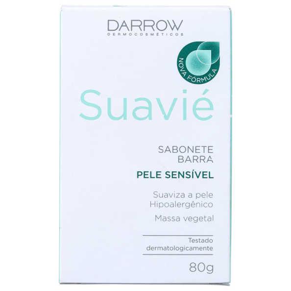 Darrow Suavié - Sabonete em Barra 80g