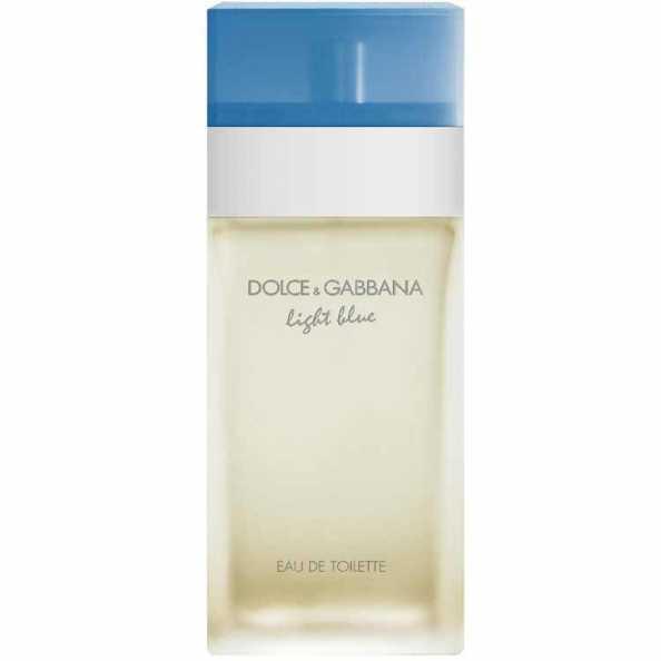 Light Blue Dolce & Gabbana Eau de Toilette - Perfume Feminino 25ml