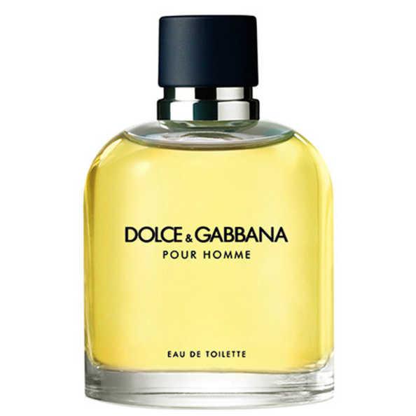 Pour Homme Dolce & Gabbana Eau de Toilette - Perfume Masculino 75ml