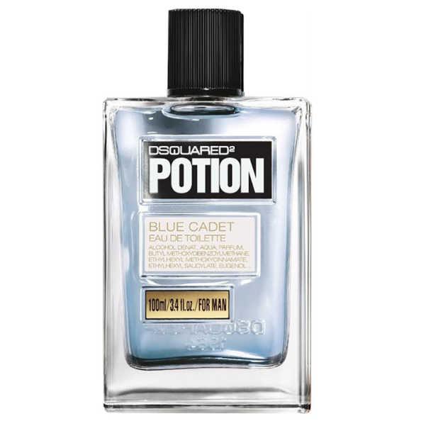 Dsquared Potion Blue Cadet Perfume Masculino - Eau de Toilette 100ml