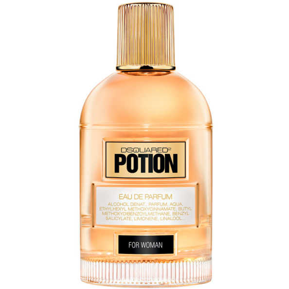Potion For Woman Dsquared Eau de Parfum - Perfume Feminino 100ml