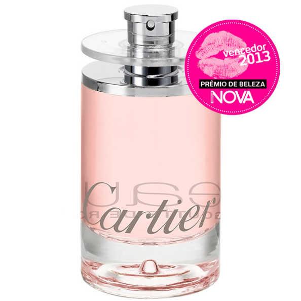 Eau de Cartier Goutte de Rose Eau de Toilette - Perfume Feminino 100ml