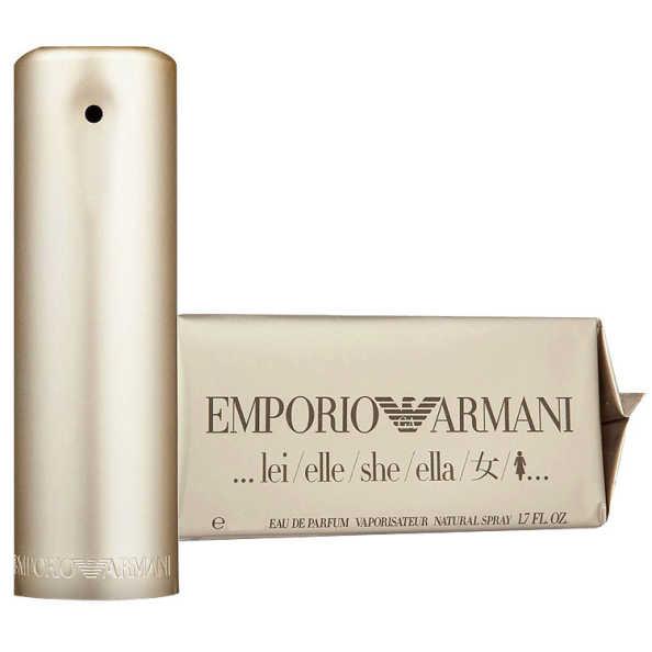Giorgio Armani Perfume Feminino Emporio Armani She - Eau de Parfum 30ml