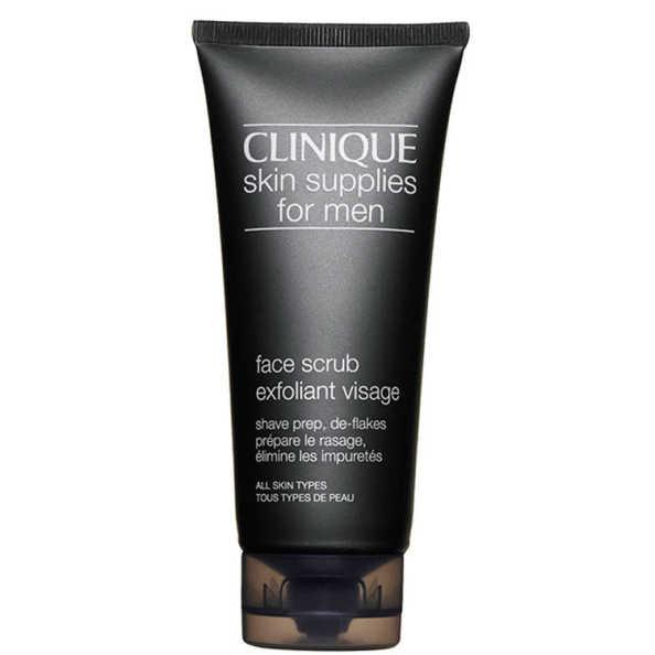 Clinique Skin Supplies For Men Face Scrub Exfoliant Visage - Esfoliante Facial 100ml