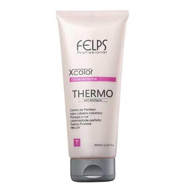 Felps Profissional XColor Thermo - Creme de Pentear 200ml