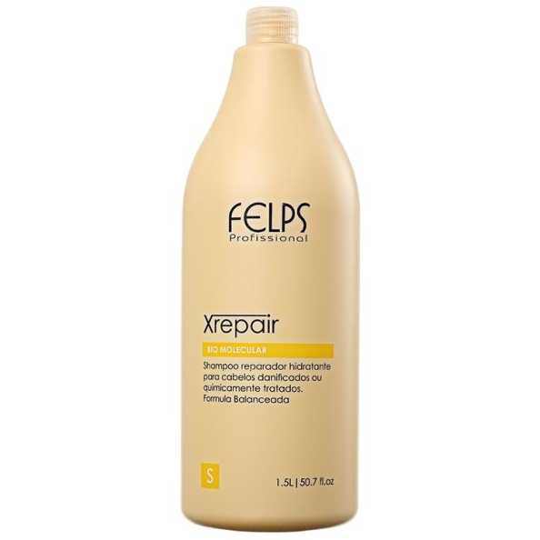 Felps Profissional XRepair Bio Molecular - Shampoo 1500ml