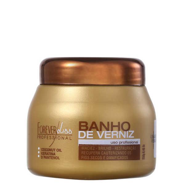 Forever Liss Professional Banho de Verniz - Máscara 250g