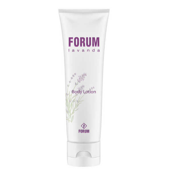 Forum Body Lotion Lavanda - Loção Hidratante Corporal 220ml