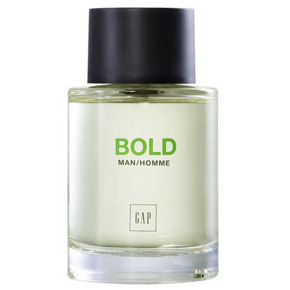 Gap Perfume Masculino G7 Bold - Eau de Toilette 100ml