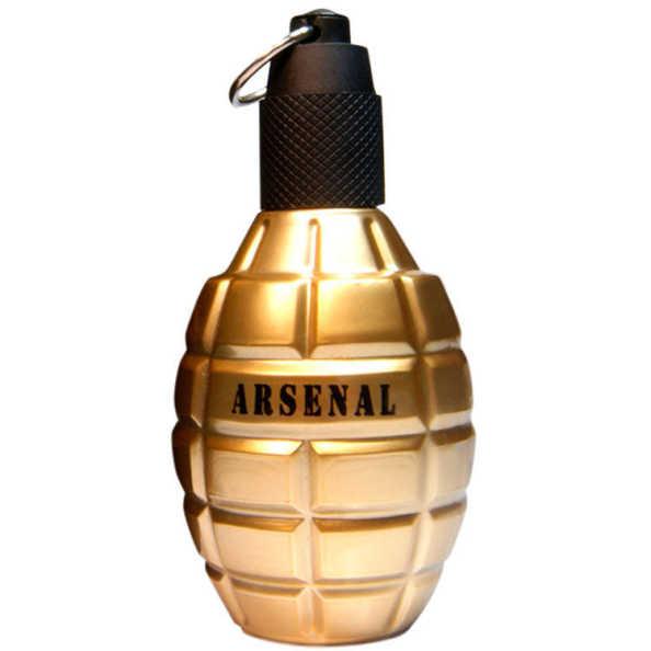 Arsenal Gold Eau de Parfum - Perfume Masculino 100ml