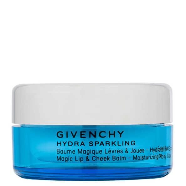 Givenchy Hydra Sparkling Magic Lip & Cheek Balm Moisturizing Rosy Glow - Bálsamo Labial e Blush 5g
