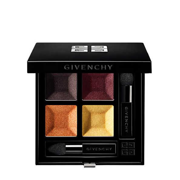 Givenchy Le Prisme Yeux Quatuor Renewal 8 Braise - Quarteto de Sombras 4g
