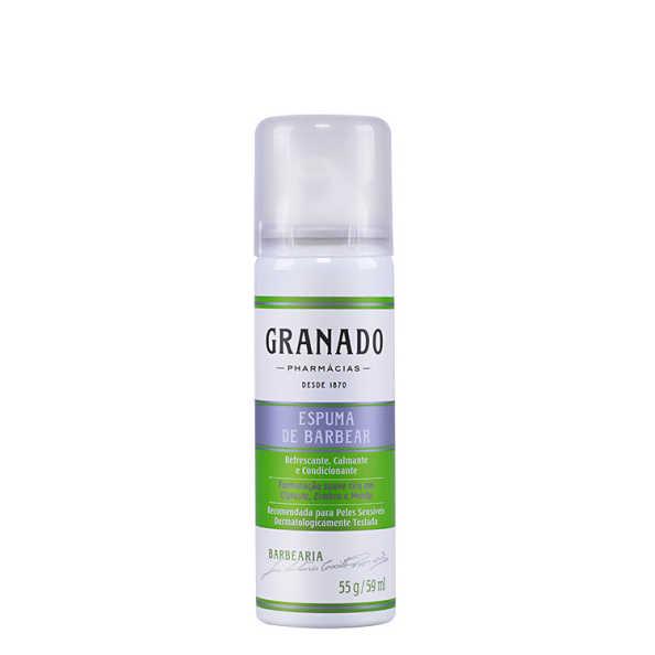 Granado Barbearia - Espuma de Barbear 55g