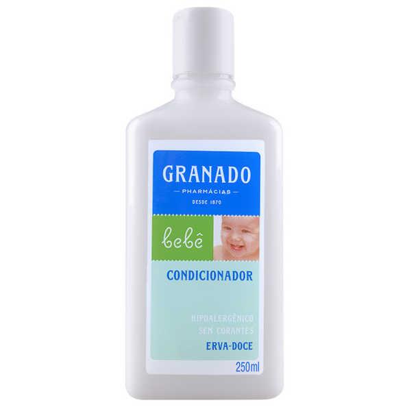 Granado Bebê Erva-Doce - Condicionador 250ml