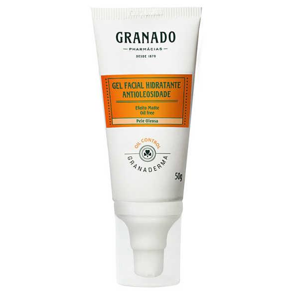 Granado Granaderma Facial Antioleosidade - Gel Hidratante 50g