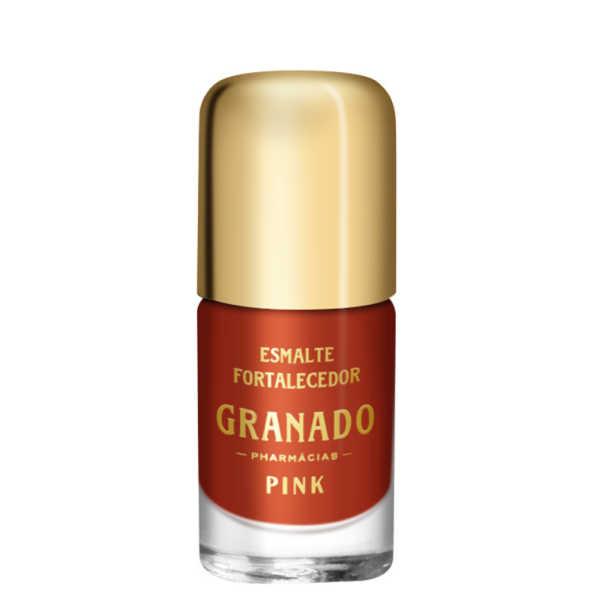 Granado Pink Fortalecedor Stevie - Esmalte Cremoso 10ml