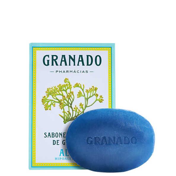 Granado Sabonete Vegetal de Glicerina e Algas -  Sabonete em Barra 90g