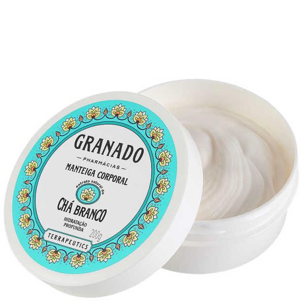 Granado Terrapeutics Chá Branco - Manteiga Corporal 200g