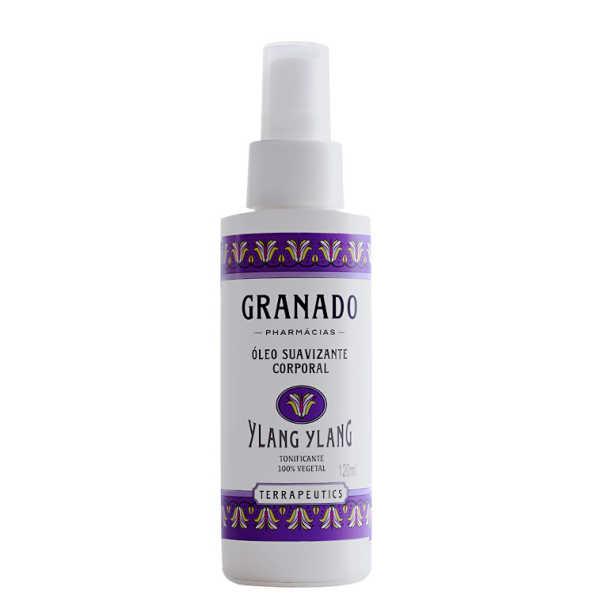 Granado Terrapeutics Ylang Ylang Suavizante - Óleo Hidratante Corporal 120ml