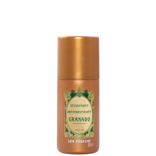 Granado Tradicional Antitranspirante - Desodorante Unissex 55ml