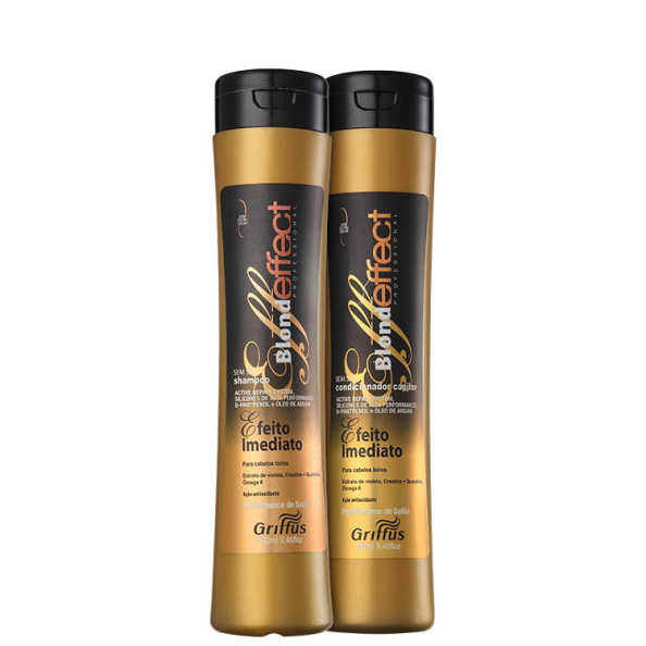 Griffus Blond Effect Duo Kit (2 Produtos)