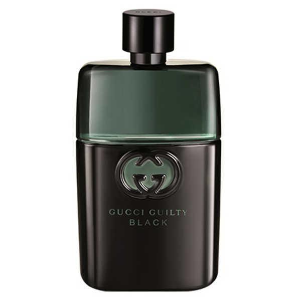 Gucci Perfume Masculino Guilty Black Pour Homme - Eau de Toilette 90ml